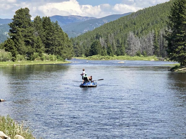 Fly Fishing Destinations such as the Big Hole River