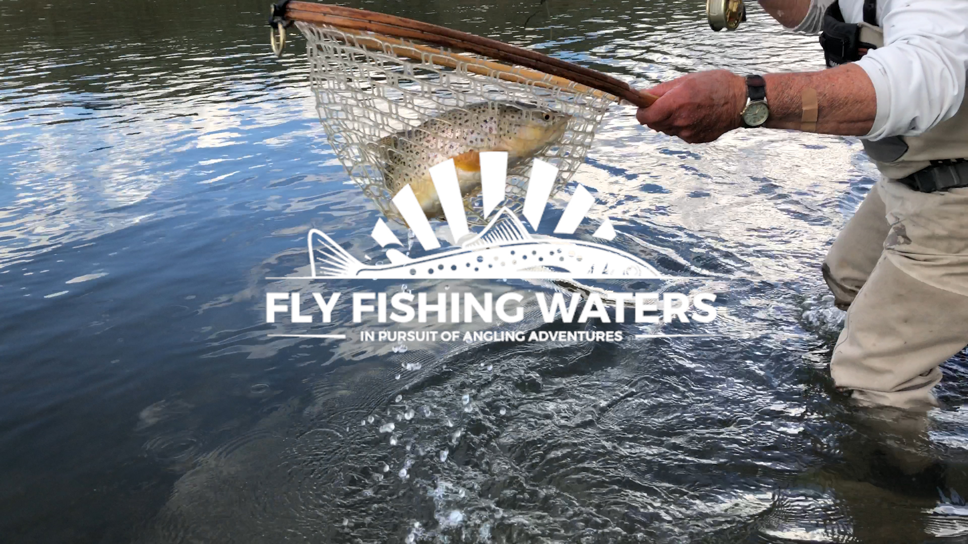Video of Fly Fishing the Upper Green River in Wyoming