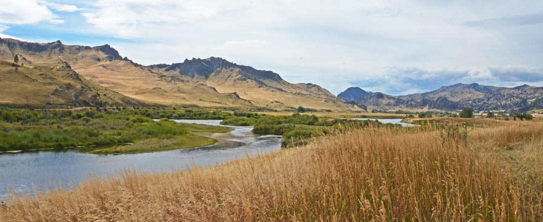 Missouri River Fly Fishing Waters in Montana