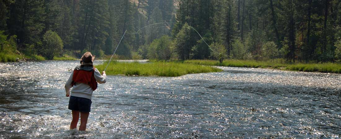Fly Fishing the West Fork of the Bitterroot River in Montana - About Fly Fishing Waters