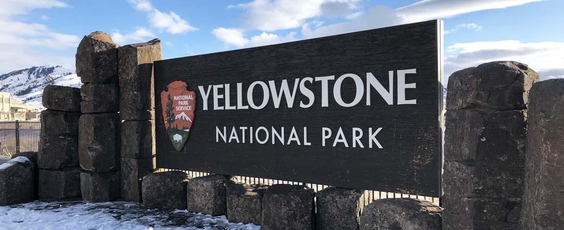 Yellowstone National Park Gardiner