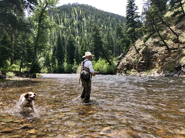 Spring Fishing on Rock Creek with Cabin Rental Deals
