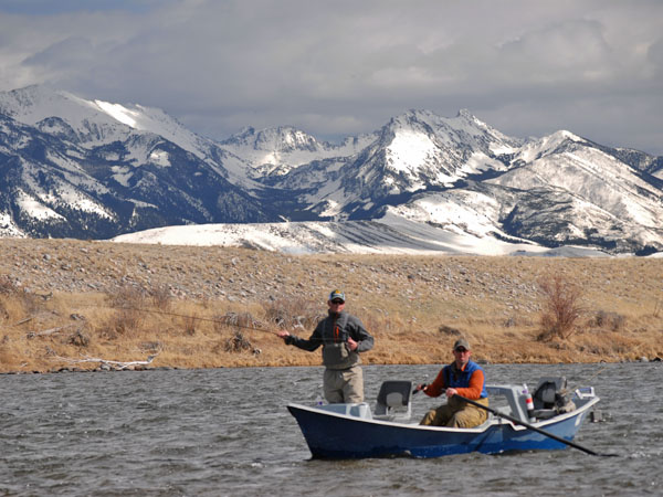 Madison River Spring Fishing Deal