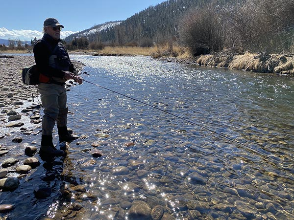 Catching Cutthroat Trout in Montana