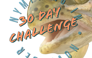 30 Day Nymphing in November Challenge