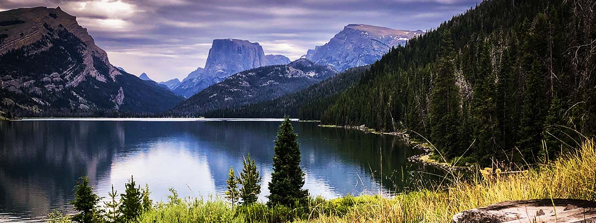 Green River Lakes Wyoming