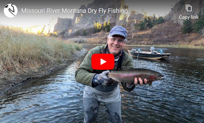 Missouri River in Autumn Rick Knight Video