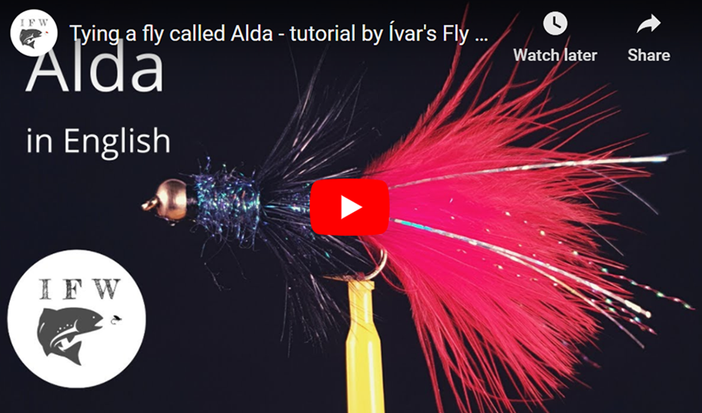 Alda Fly Pattern