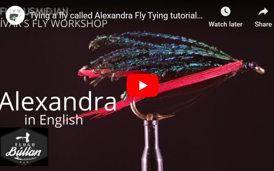 Alexandra Fly By Ívar