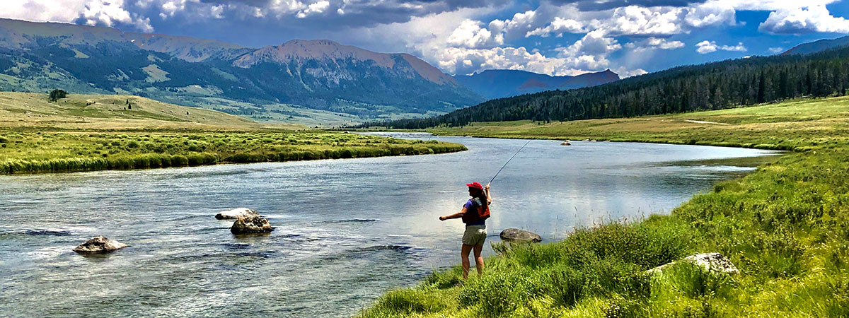 Fly Fishing Waters Videos