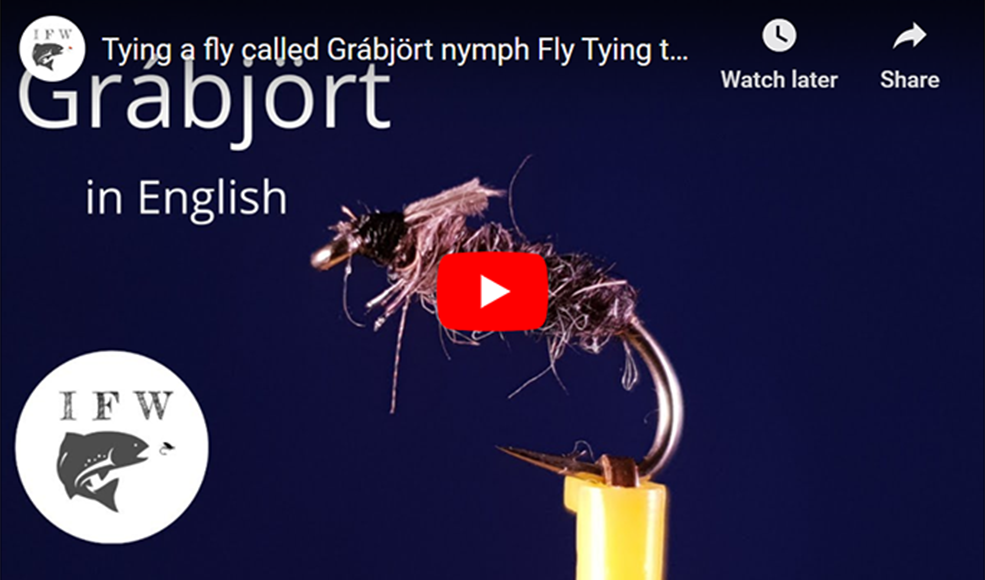 How to Tie a Grabjort Fly Pattern