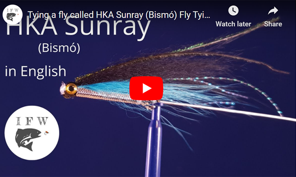Bismo fly tying tutorial