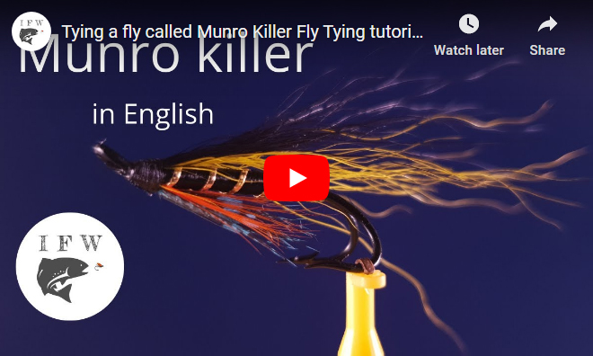 Munro Fly Tying Tutorial