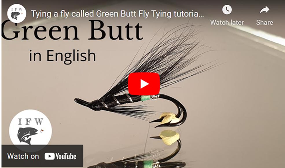 Tying a Green Butt