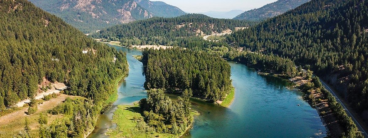 Kootenai River Fly Fishing in Montana