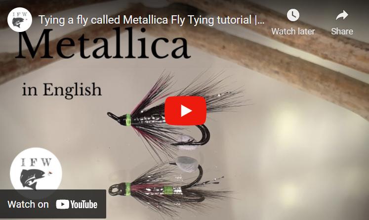 Metallica Fly Pattern
