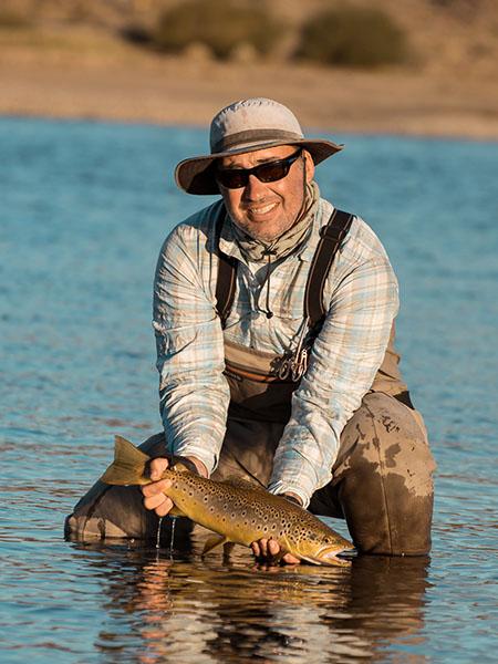 Brown Drake Flies for Silver Creek